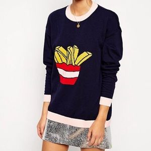 ASOS French Fry Sweater